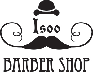 Isoo barber logo fed
